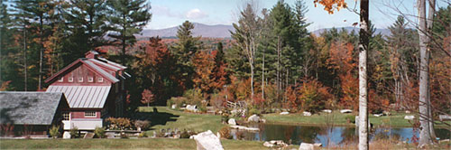 """Interlude in Vermont"" Personalized Retreats"